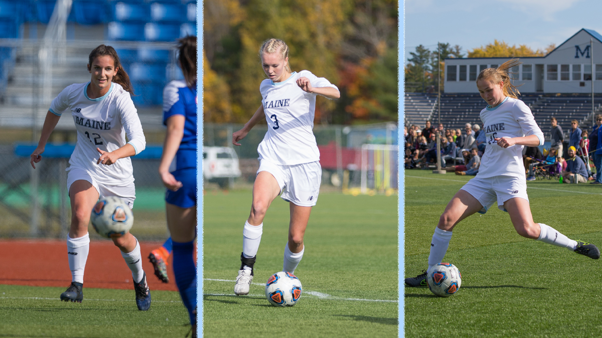 Ridley, Stevens, Bailey Earn America East All-Conference Recognition