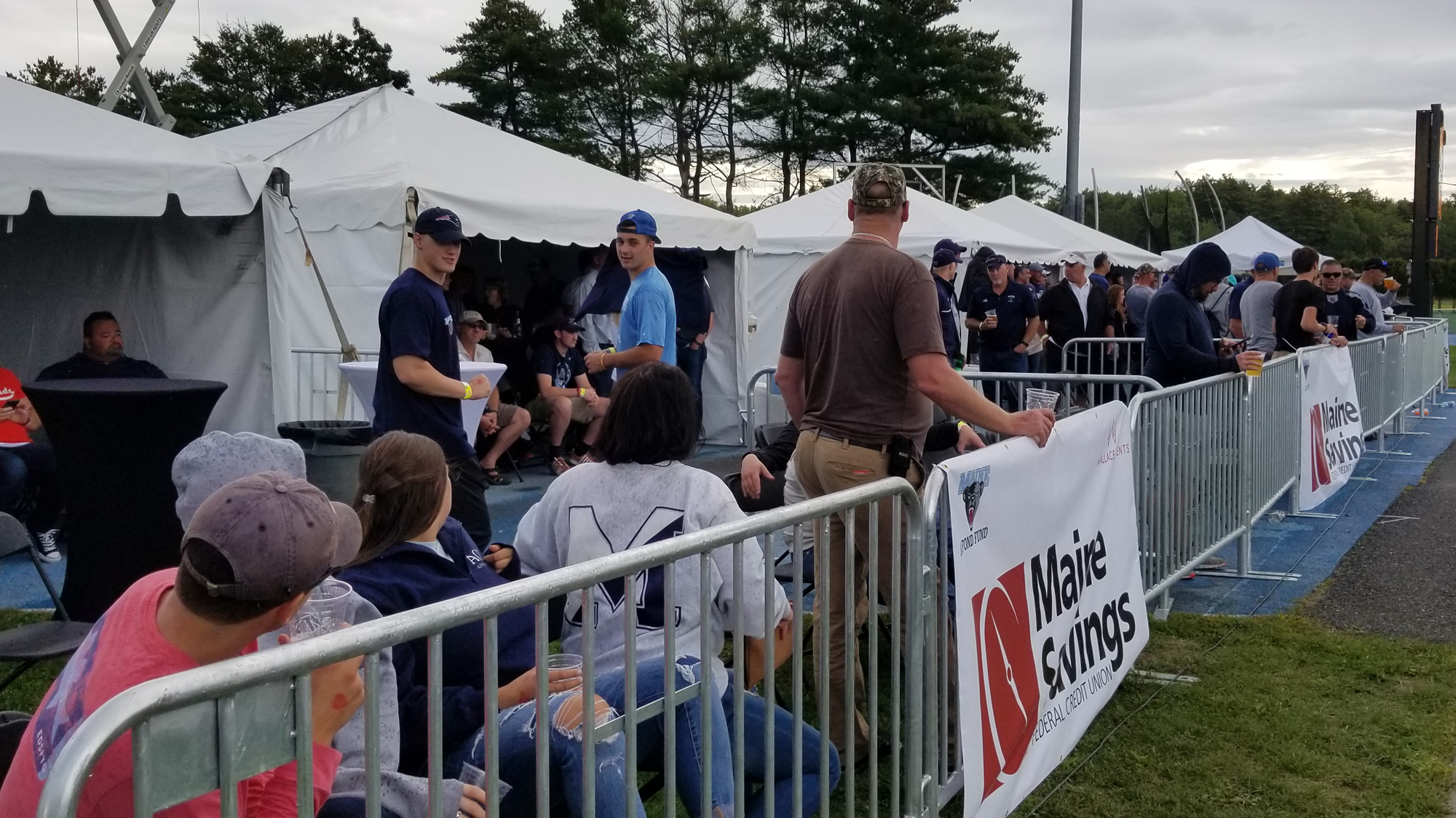 VIP Hospitality Tents Now Available for Maine Football Home Games! & VIP Hospitality Tents Now Available for Maine Football Home Games ...