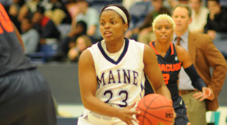 Women S Basketball Nipped By Syracuse In Home Opener University Of