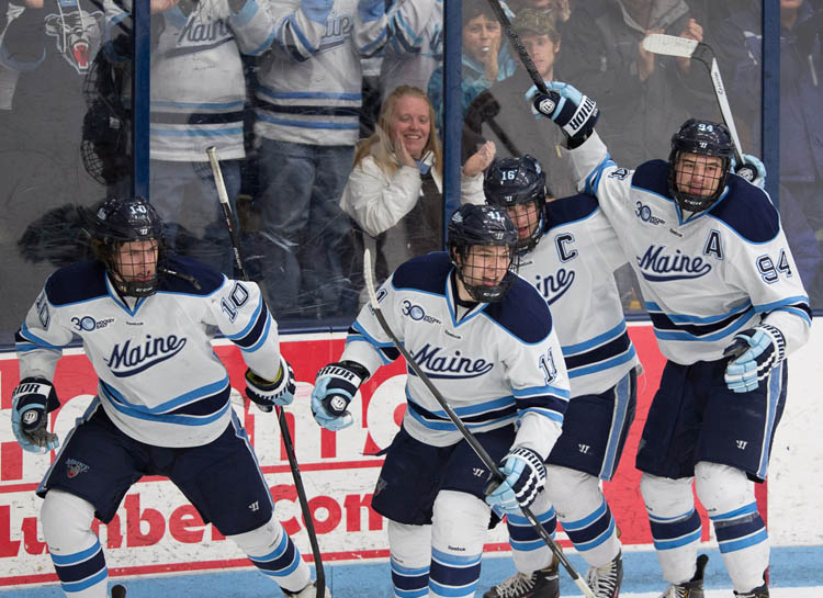 Men s Ice Hockey Travels to Providence for Hockey East Quarterfinal Series d776221c4
