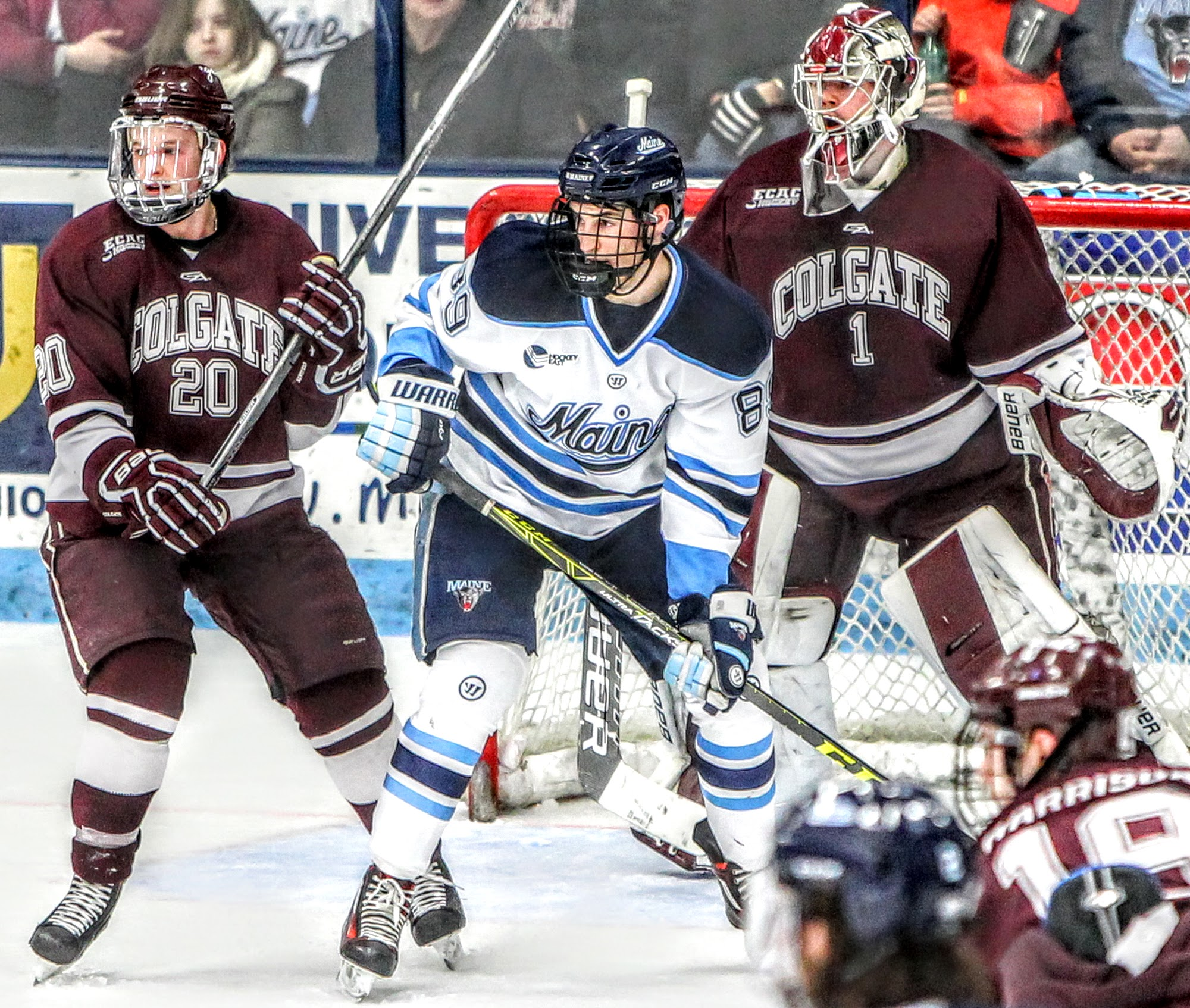 PREVIEW  Men s Ice Hockey has two game series at Colgate ... aacdb17cfb4