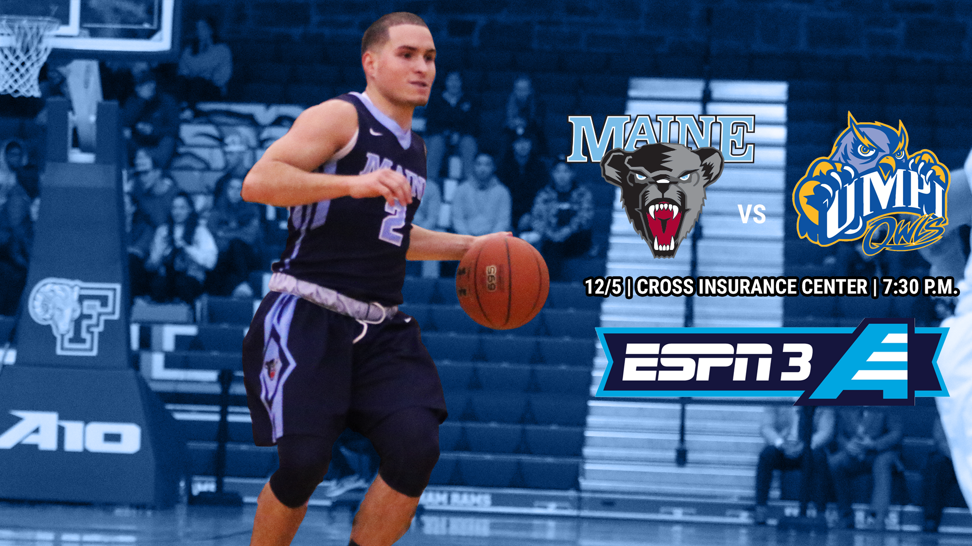 Men's Basketball Commences Three Game Home Stand on Tuesday