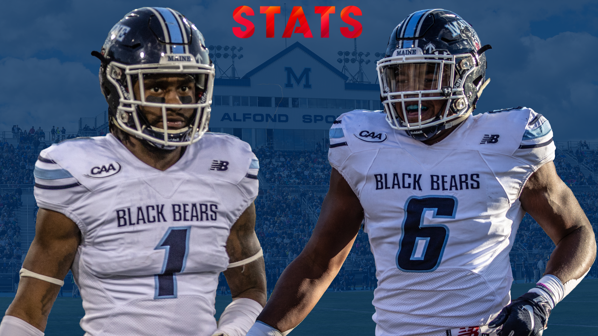 Sheffield, Patterson Named to STATS FCS All-America Team