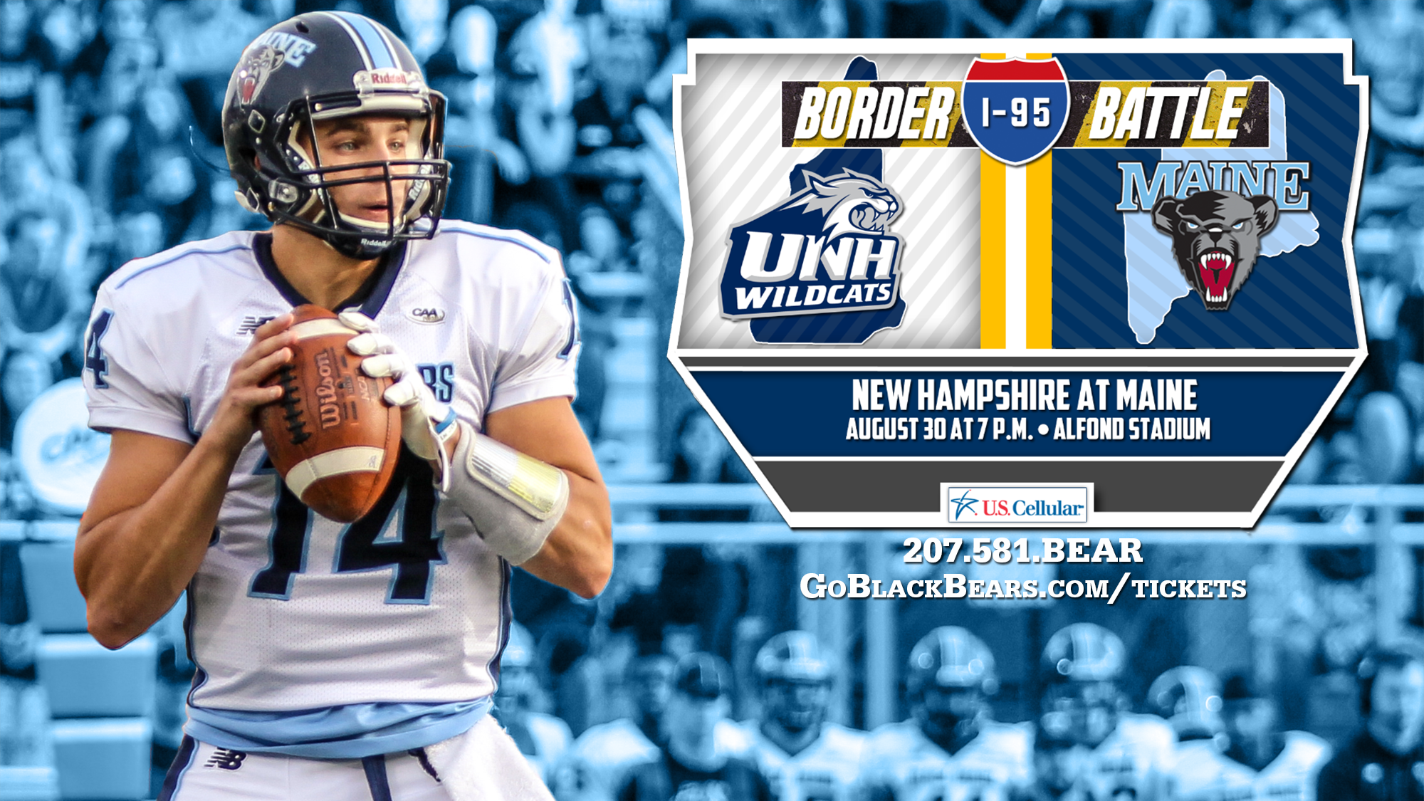 Preview Football Set To Host 7 9 New Hampshire In Season Opener