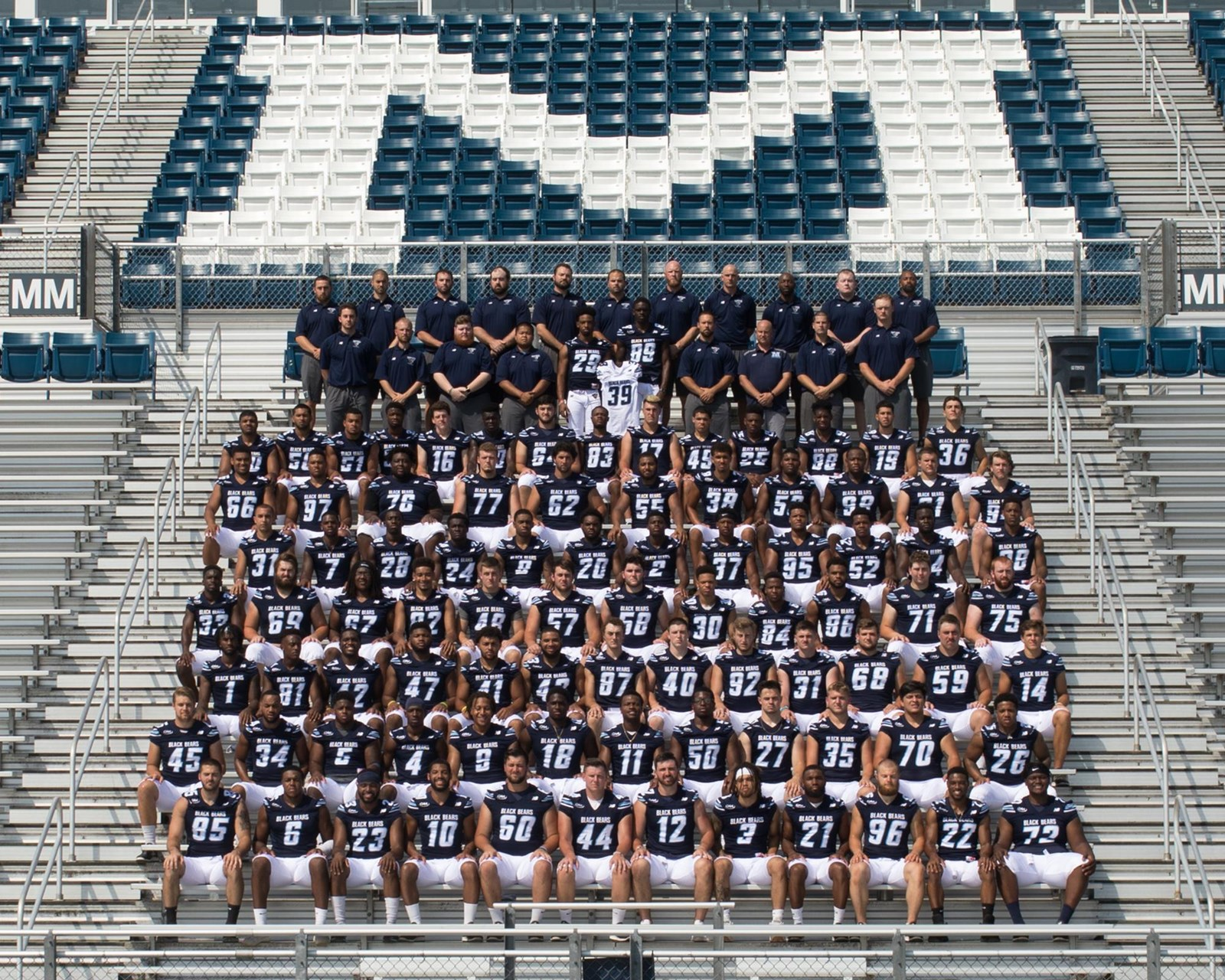 2018 Football Roster University Of Maine Athletics