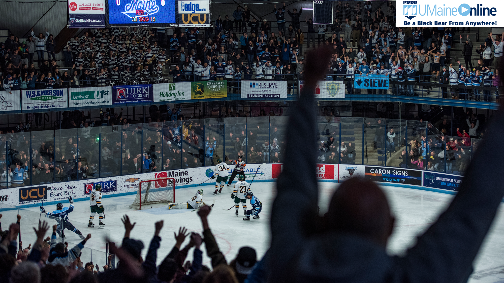 UMaine Athletics Introduces Special Young Alumni Season Membership Offer